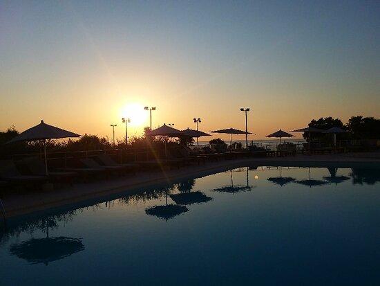 Cervione, Γαλλία: la piscina dell'hotel