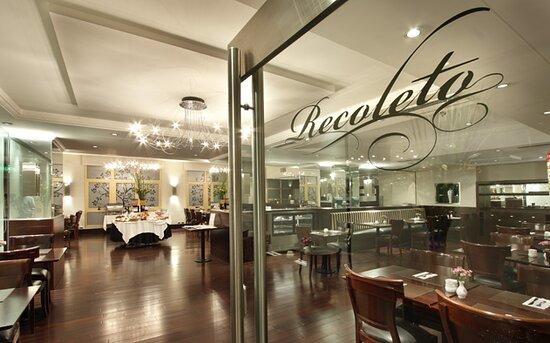 Desayunador Hotel Intersur Recoleta