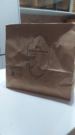 Mr, Shawarma