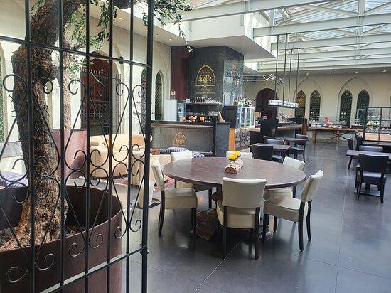 café inside