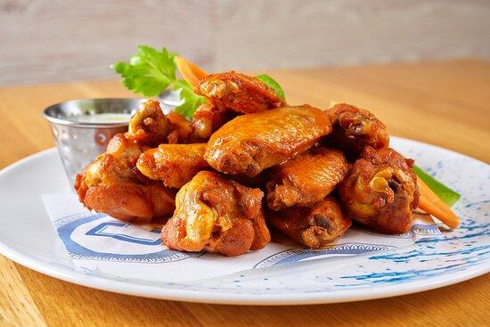 Buffalo Chicken Wings