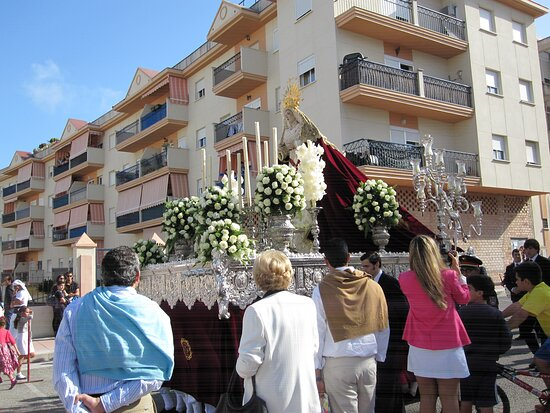 Holy week processions