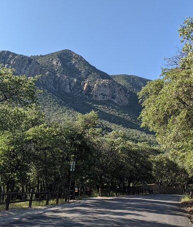 View of the mountain
