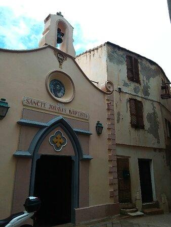 piccola chiesa dedicata a S.Giovanni Battista