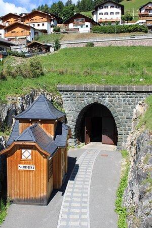 Sentiero del Trenino della Val Gardena
