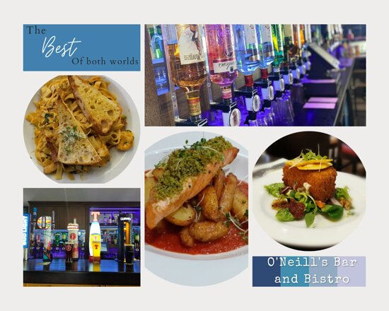 We love to provide the best of food and drink to ensure a great experience is guaranteed.