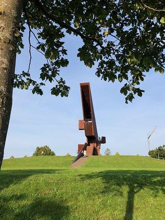De Turm Luxemburg.