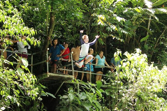 Full Day Waterfall Adventure: Fun for all ages!