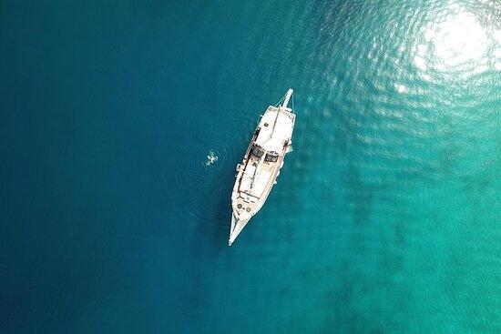 Expérience unique en voilier d'Athènes à Agistri, Moni et Égine