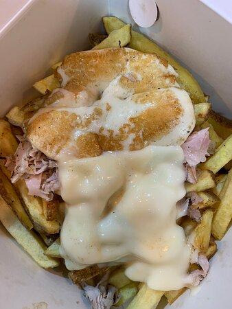 Patate fritte fresche