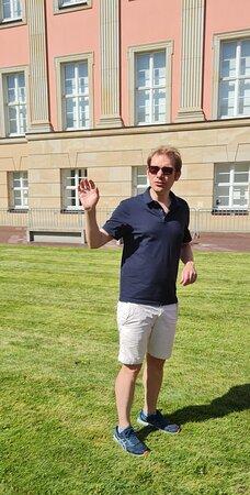 Manuel Günther -  ein Stadtführer, der für Potsdam begeistert