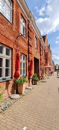 Holländisches Viertel  -  ein Stadtviertel mit besonderem Flair