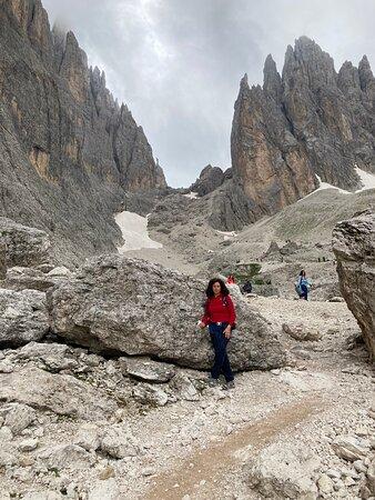 Ortisei e l'ovovia per l'Alpe di Siusi - サルヴォ ディ ヴァル ガルデーナ、ヴァルガルディーナの写真 - トリップアドバイザー