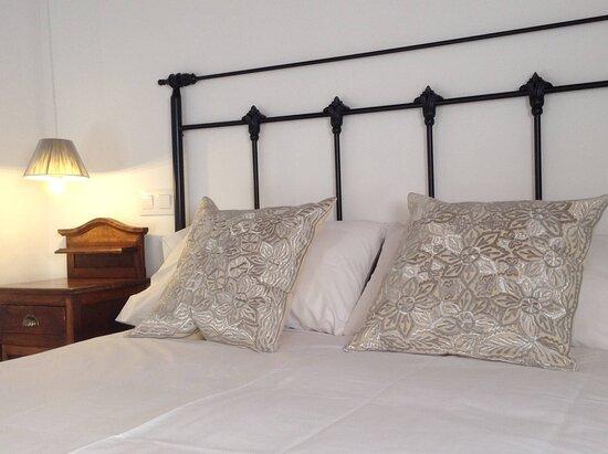 Uno de los dormitorios de Roble