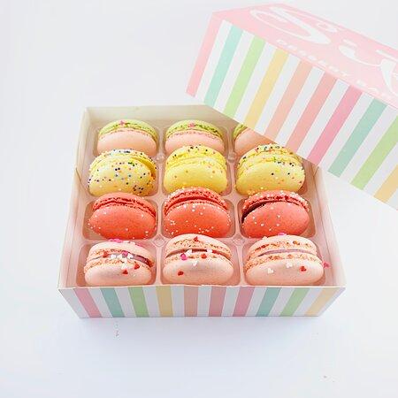 Dozen French Macarons!