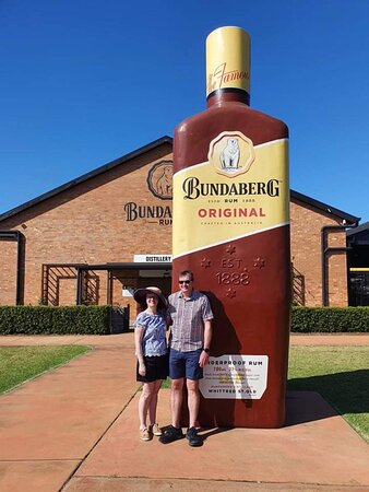 Ảnh về Bundaberg Rum Behind The Scenes Distillery Tour And Museum Experience
