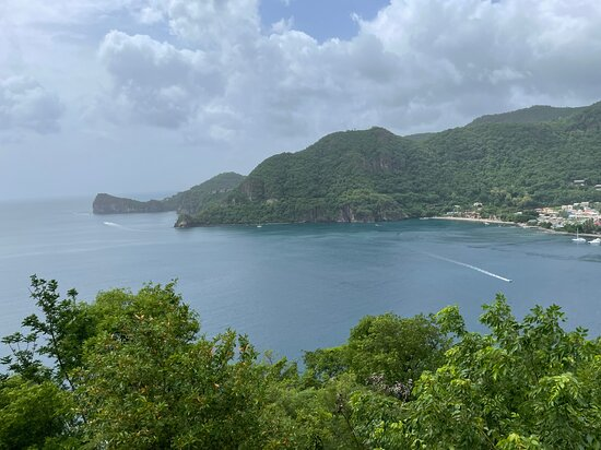 Wow Tours St. Lucia (COVID-19 Certified): Lots of great views