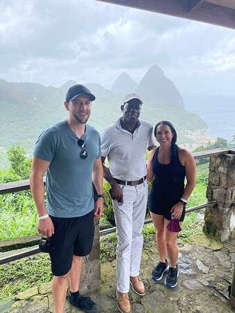 Wow Tours St. Lucia (COVID-19 Certified): Morgan!