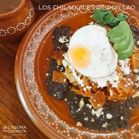 Los Chilaquiles de Don Lao