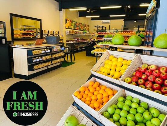 I Am Fresh - Fruits, Vegetables & Groceries