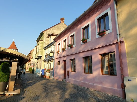 Strada Cetatii / Fortress Street