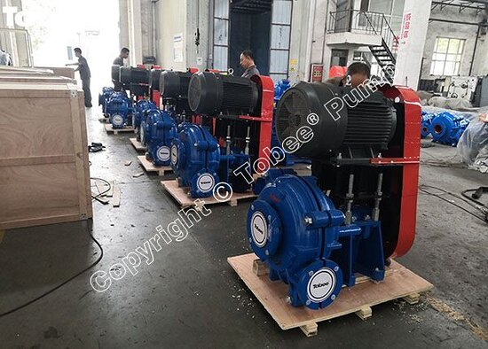 China: Perfect set of 13 pieces 6x4 D-AH centrifugal slurry pumps feature 25kW and 45kW motors and they will be used for ready to dewatering solutions in open pit mining Email: Sales7@tobeepump.com https://www.slurrypumpsupply.com/news/6x4d-ah-slurry-pumps-for-mining-in-croatia.html