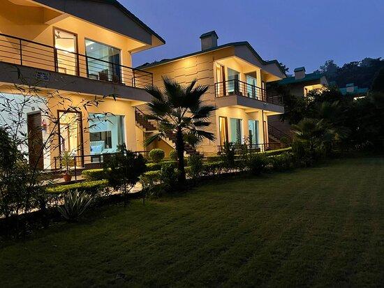 Tigar villa with jacuzzi