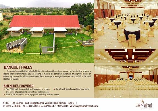 Tripadvisor - indoor games - תמונה של Jal Mahal Resort & Spa, מייסור
