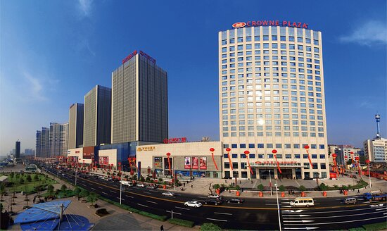 Crowne Plaza Yichang, an IHG hotel