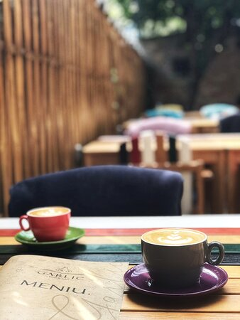 Coffee for you, coffee for me, coffee for two