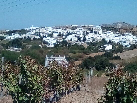 Τήνος, Ελλάδα: Falatados village