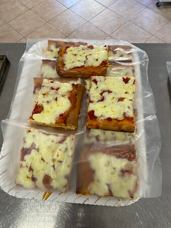 San Michele di Ganzaria, Italia: Pizzette