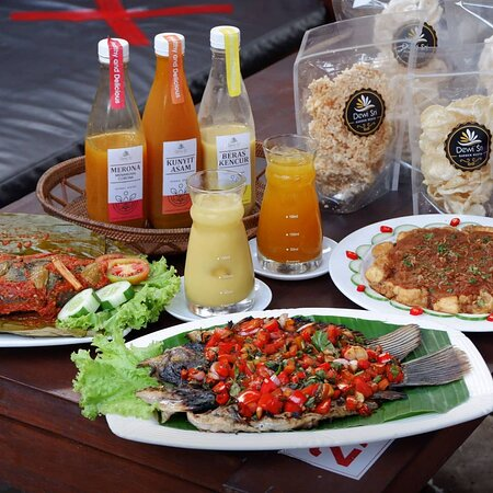 Berkumpul lebih menyenangkan di Rumah Makan Dewi Sri Mojokerto