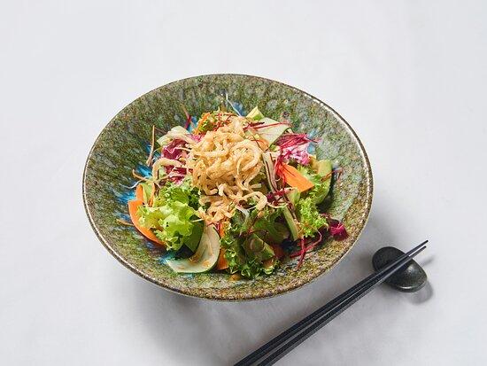 Japanese food at Sakura Japanese restaurant at JW Marriott Khao Lak Resort & Spa, Phang Nga, Thailand