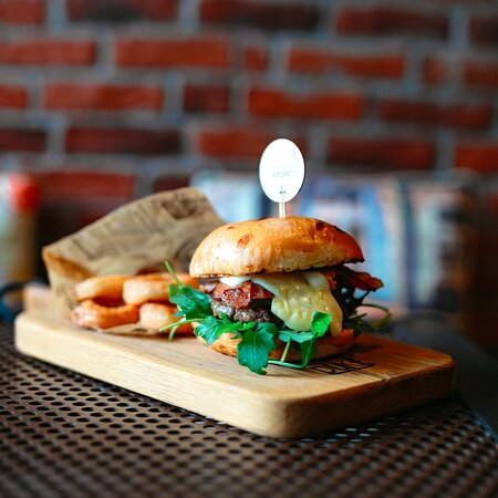 Le Cantal Burger