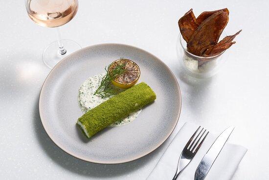 The Montagu Kitchen Restaurant Lemon sole