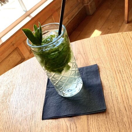 Our Minty Mojito