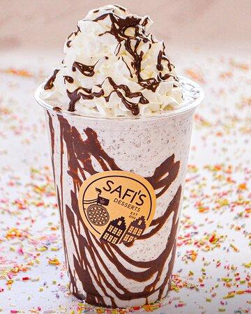 Create your own milkshake