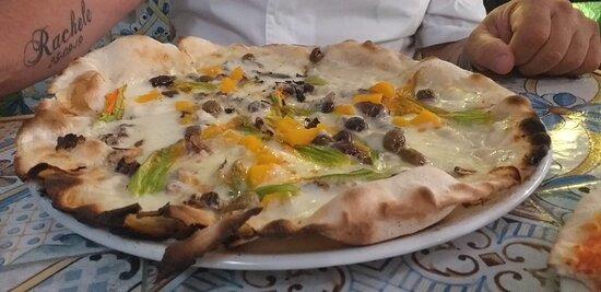 La pizza romana con le migliori farine !