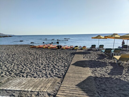 Rhodes Sea Kayaking Tour: ready to board