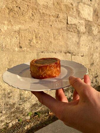 Mini pâté en croûte