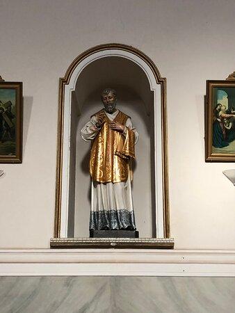 Statua del Prelato ….