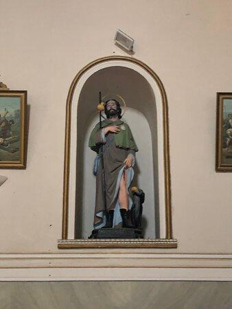 Statua del Santo ….