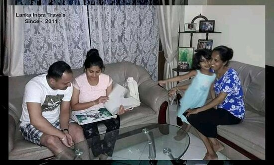 Kandy, Sri Lanka: ' Happy were the days of travelling with them ' ❤️❤️❤️❤️  It is a pleasure to visit you to see the beauty of our country.  Thank you Michael & Roshni ( Mangalore - India ) ❤️❤️❤️❤️ Lanka Inora Travels - Since 2011  www.lankainoratravel.com