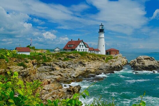 The Best of Maine Private Boutique Day Tour