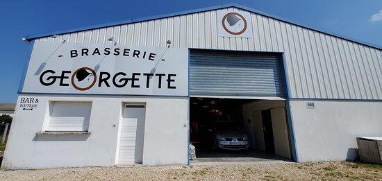 La Brasserie Georgette