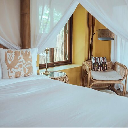 Experience the comfort of Inara Poolside Suite