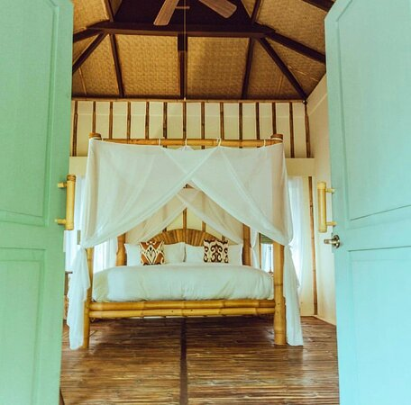 Experience the rustic chic suites