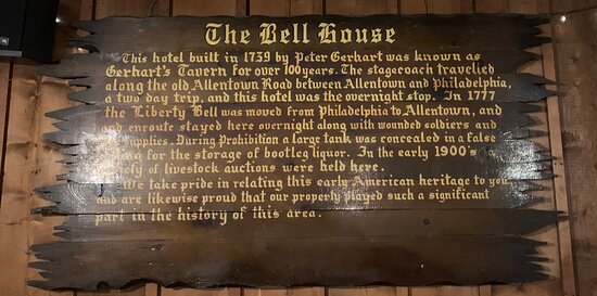 A little about The Bell Tower