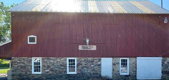 RSI historic and rustic barn